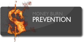 Monet Burn Prevention